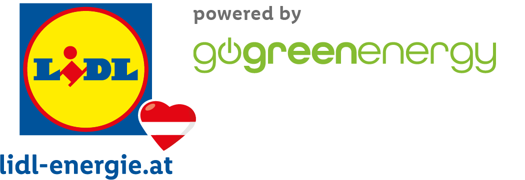 Lidl Energie powered by easy green energy